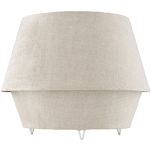 Campos Ivory One-Light Table Lamp