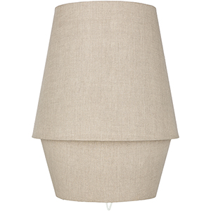 Campos Taupe One-Light Table Lamp