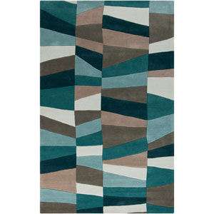 Cosmopolitan Dried Oregano Rectangular: 5 Ft. x 8 Ft. Rug
