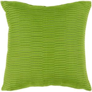 Caplin Grass Green 20 x 20-Inch Throw Pillow