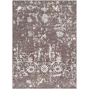 Crescendo Brown Rectangle: 9 Ft. x 13 Ft. 1 In.  Rug
