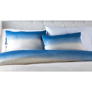 Dip Dyed Blue Standard Sham