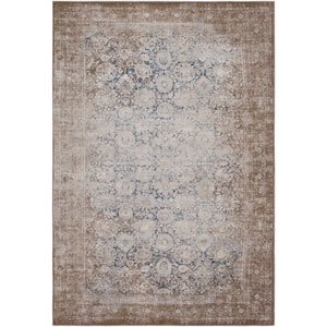 Durham Multicolor Rectangular: 6 Ft. 7 In. x 9 Ft. 6 In. Rug