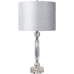 Dylan Clear Table Lamp