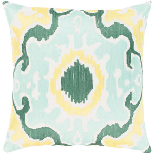 Effulgence Multicolor 22 x 22 In. Throw Pillow