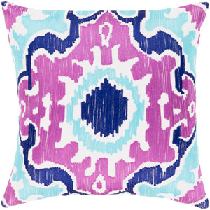 Effulgence Multicolor 22 x 22 In. Throw Pillow Cover