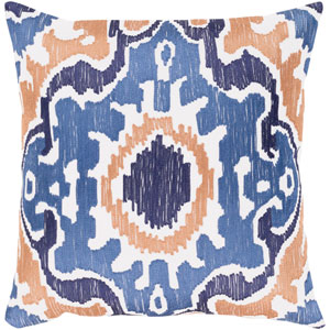 Effulgence Multicolor 18 x 18 In. Throw Pillow Cover