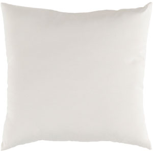 Essien Beige 20 x 20 In. Throw Pillow