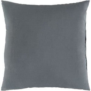 Essien Medium Gray 20 x 20 In. Throw Pillow