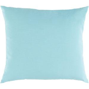 Essien Aqua 20 x 20 In. Throw Pillow
