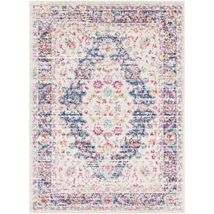 Elaziz Pink Rectangle: 7 Ft. 10 In. x 10 Ft. 3 In. Rug