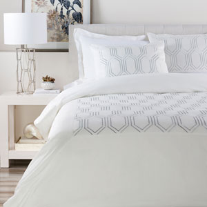 Empire Neutral Full/Queen Duvet