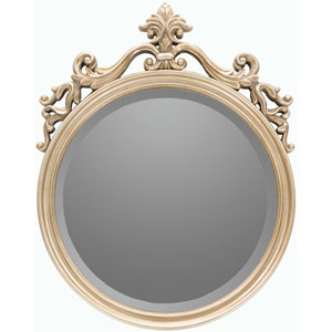 England Champagne Wall Mirror
