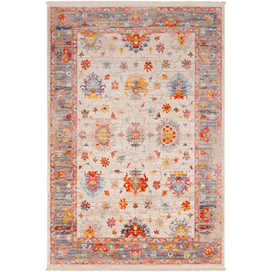 Ephesians Cream Rectangle: 9 Ft. x 12 Ft. 10 In. Rug