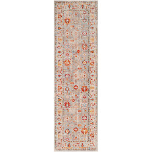 Ephesians Yellow Runner: 2 Ft. 7 In. x 9 Ft. Rug