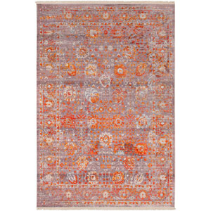 Ephesians Pink Rectangle: 9 Ft. x 12 Ft. 10 In. Rug