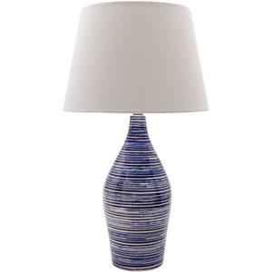 Eva Glazed Table Lamp