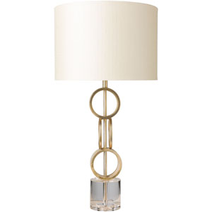 Evans Gold Table Lamp