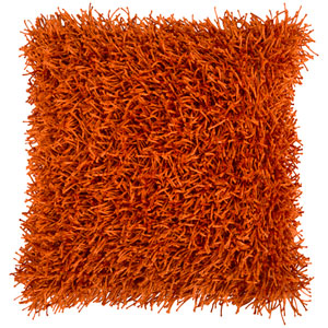 Nitro Orange 18-Inch Pillow Cover