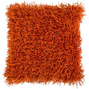 Nitro Orange 22-Inch Pillow Cover