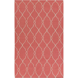Fallon Coral Rectangular: 5 Ft. x 8 Ft. Rug