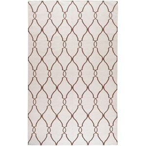 Fallon Ivory Rectangular: 5 Ft. x 8 Ft. Rug