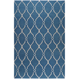 Fallon Blue Rectangular: 5 Ft. x 8 Ft. Rug