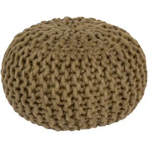 Fargo Green Sphere Pouf