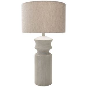 Forger Ivory Table Lamp