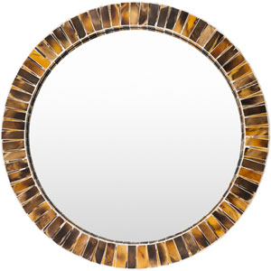 Farmington Round Wall Mirror