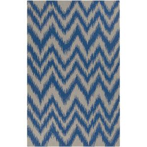 Frontier Dark Blue Rectangular: 2 Ft. x 3 Ft. Rug
