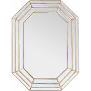 Gordon Champagne Wall Mirror