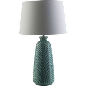Gilani Blue One-Light Table Lamp