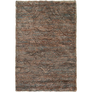 Galloway Charcoal and Ivory Rectangular: 2 Ft x 3 Ft Rug