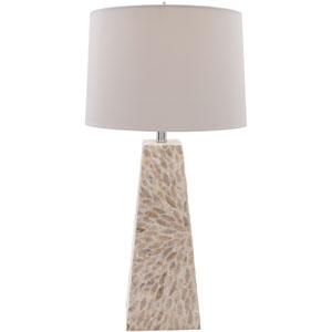 Gardner Shell Finish Table Lamp
