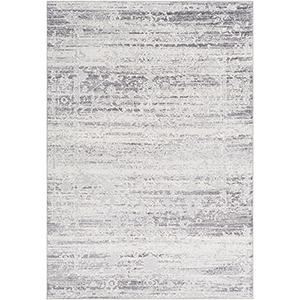 Genesis Grey Rectangular: 7 Ft. 10 In. x 10 Ft. 3 In. Rug