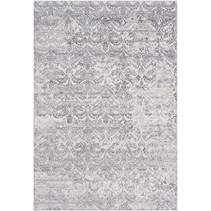 Genesis Grey Rectangular: 9 Ft. 3 In. x 12 Ft. 3 In. Rug