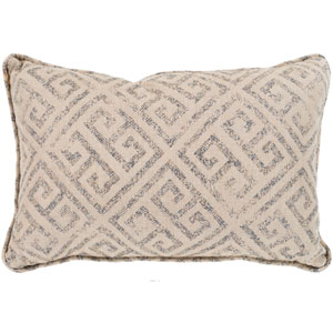 Geonna Multicolor 16 x 16 In. Throw Pillow
