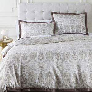 Griffin Mink Twin Bed Skirt