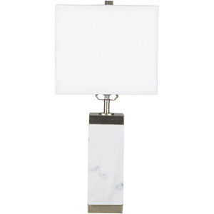 Greenlee Marble Base Portable Lamp
