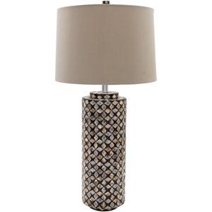 Greenway Shell Finish Table Lamp