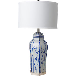 Hanover Blue Table Lamp