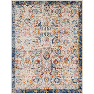 Harput Multicolor Rectangular: 9 Ft. 3 In. x 12 Ft. 6 In. Rug