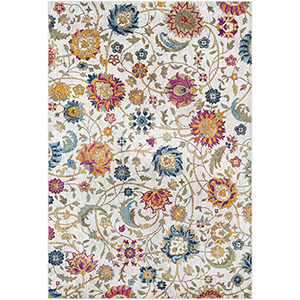 Harput Multicolor Rectangular: 7 Ft. 10 In. x 10 Ft. 3 In. Rug