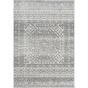 Harput Grey Rectangular: 7 Ft. 10 In. x 10 Ft. 3 In. Rug