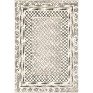 Harput Light Grey Rectangular: 7 Ft. 10 In. x 10 Ft. 3 In. Rug