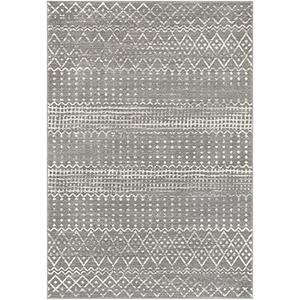 Harput Grey Rectangular: 9 Ft. 3 In. x 12 Ft. 6 In. Rug