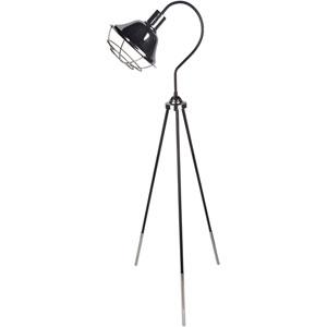 Hastings Black Floor Lamp