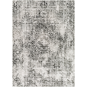 Himalayan Black Rectangular: 7 Ft. 10 In. x 10 Ft. 3 In. Rug