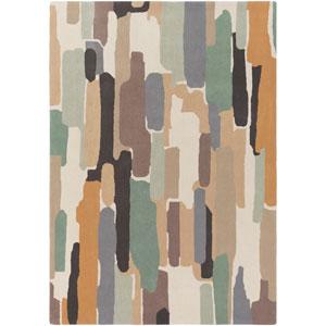 Harlequin Multicolor Rectangular: 2 Ft. x 3 Ft. Rug